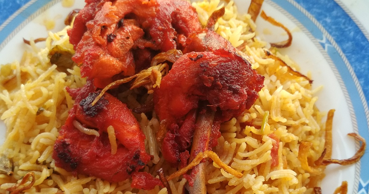 Chicken 65-Biryani